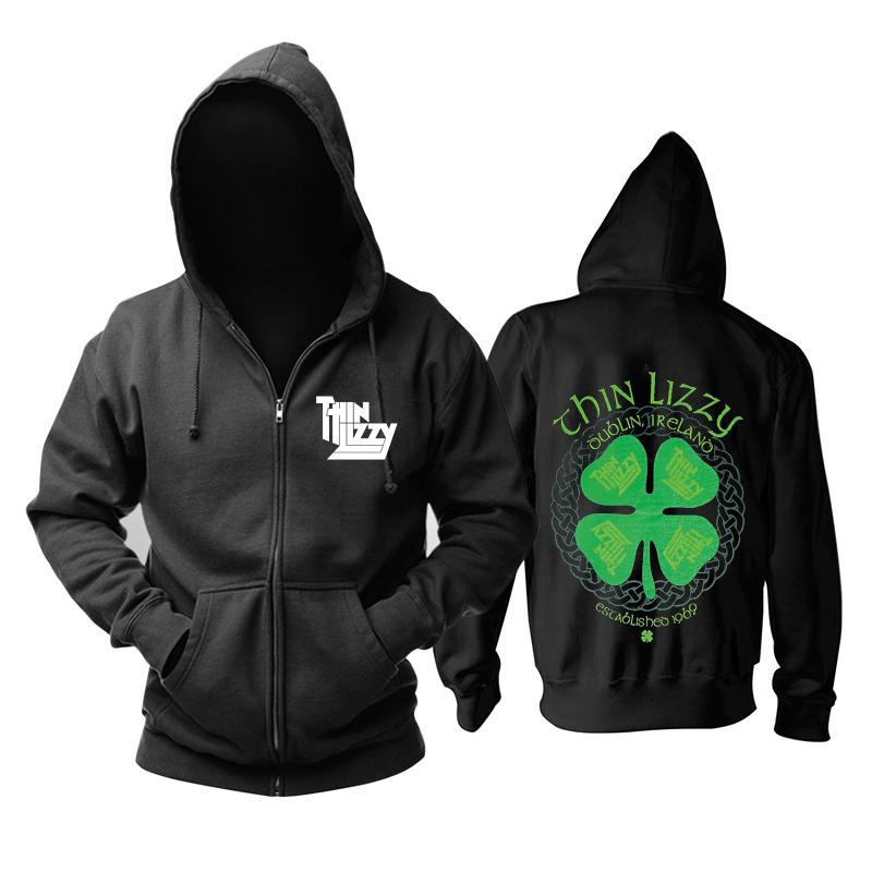 Merchandise Hoodie Thin Lizzy Bad Reputation Pullover