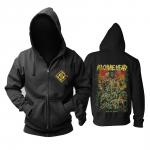 Merchandise Hoodie Machine Head Unto The Locust Pullover