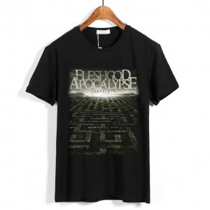 Merchandise T-Shirt Fleshgod Apocalypse Labyrinth