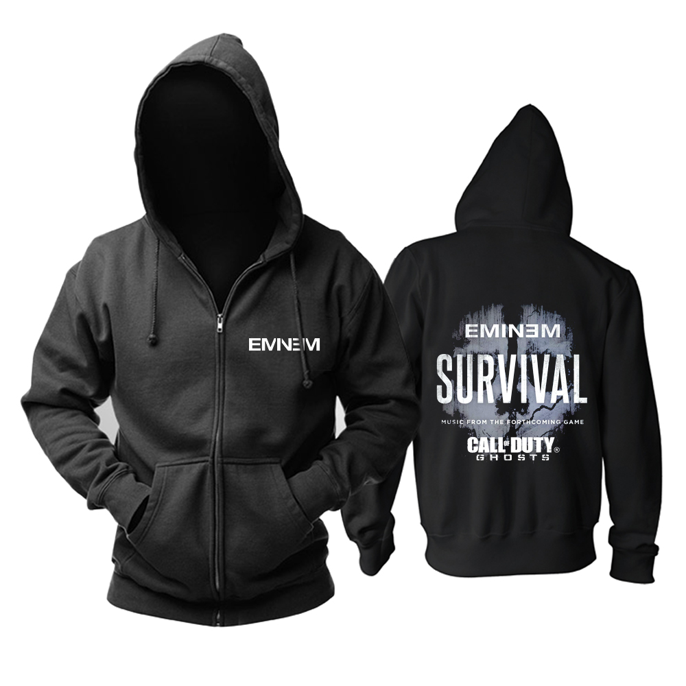 Collectibles Hoodie Eminem Call Of Duty Ghosts Survival Pullover