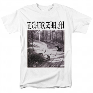 Merch T-Shirt Burzum Hvis Lyset Tar Oss