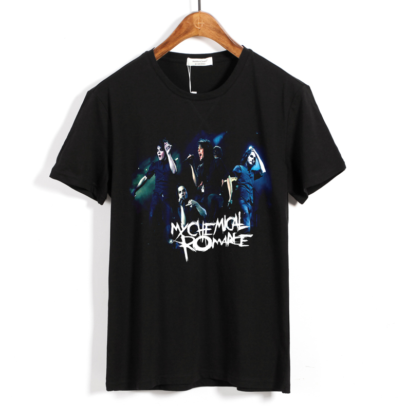 Collectibles T-Shirt My Chemical Romance Rock Band