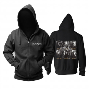 Merch Hoodie My Dying Bride Death Metal Band Pullover