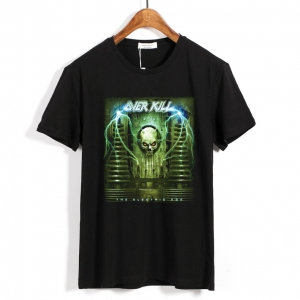 Collectibles T-Shirt Overkill The Electric Age