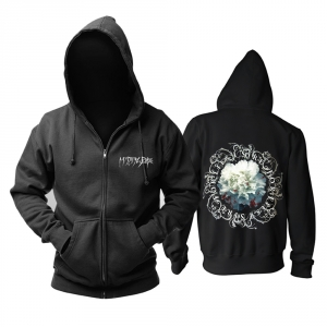 Merch Hoodie My Dying Bride For Lies I Sire Logo Pullover