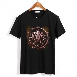 Merch T-Shirt Killswitch Engage Spider Logo
