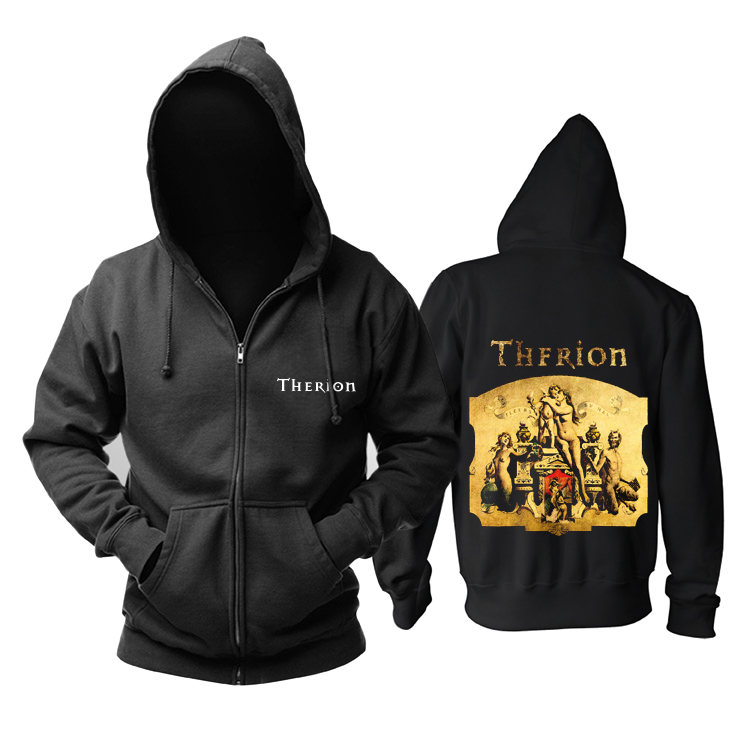 Collectibles Hoodie Therion Les Fleurs Du Mal Sirius B Pullover