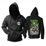 Collectibles Hoodie Municipal Waste Pullover