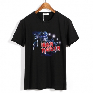 Collectibles T-Shirt Iron Maiden The Final Frontier Black