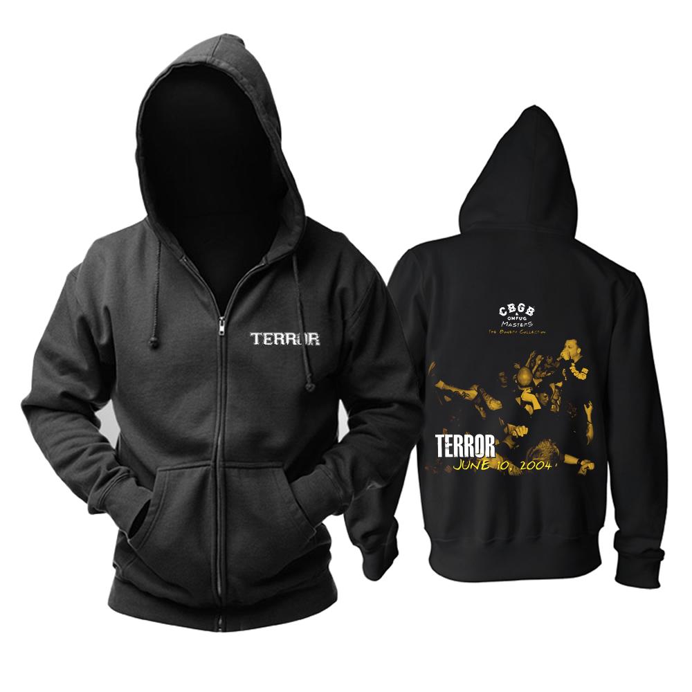 Merchandise Hoodie Terror Omfug Masters Pullover