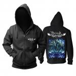 Merchandise Hoodie Dethklok Metalocalypse Black Pullover