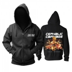 Collectibles Hoodie Cephalic Carnage Lucid Interval Pullover