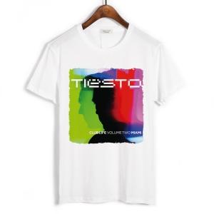Collectibles T-Shirt Tiesto Club Life Volume Two Miami