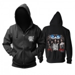 Merchandise Hoodie Miss May I Metalcore Band Pullover
