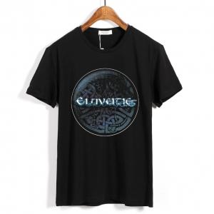 Collectibles T-Shirt Eluveitie Logo Black