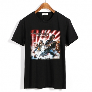 Collectibles T-Shirt Thin Lizzy The Boys Are Back In Town