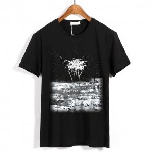 Merchandise T-Shirt Darkthrone Frostland Tapes