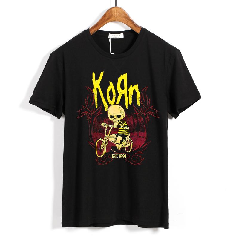 Merch T-Shirt Korn Est. 1993