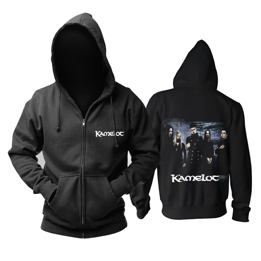 Collectibles Hoodie Kamelot Heavy Metal Band Pullover