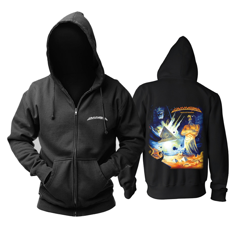 Collectibles Hoodie Gamma Ray Valley Of The Kings Pullover