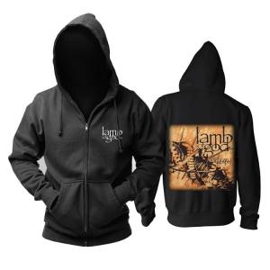 Merchandise Lamb Of God Hoodie New American Gospel Pullover