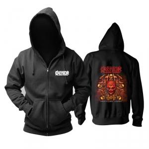 Merchandise Hoodie Kreator Hordes Of Chaos Ultra Riot Pullover