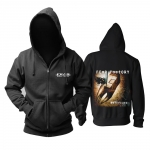 Merch Hoodie Fear Factory Hatefiles Pullover