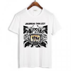 Collectibles T-Shirt Thin Lizzy Jailbreak