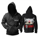 Collectibles Hoodie Emmure Felony Album Cover Pullover
