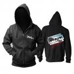 Merchandise Hoodie Judas Priest British Steel Black Pullover