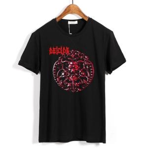 Merch T-Shirt Deicide Album Cover