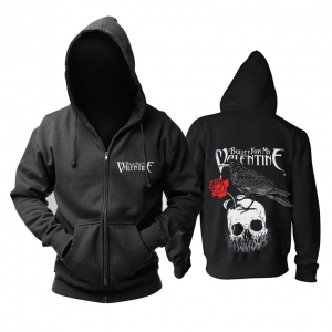 Merchandise Hoodie Bullet For My Valentine The Raven Pullover