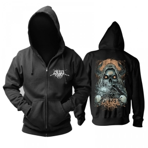 Collectibles Hoodie Chelsea Grin Necromancer Black Pullover