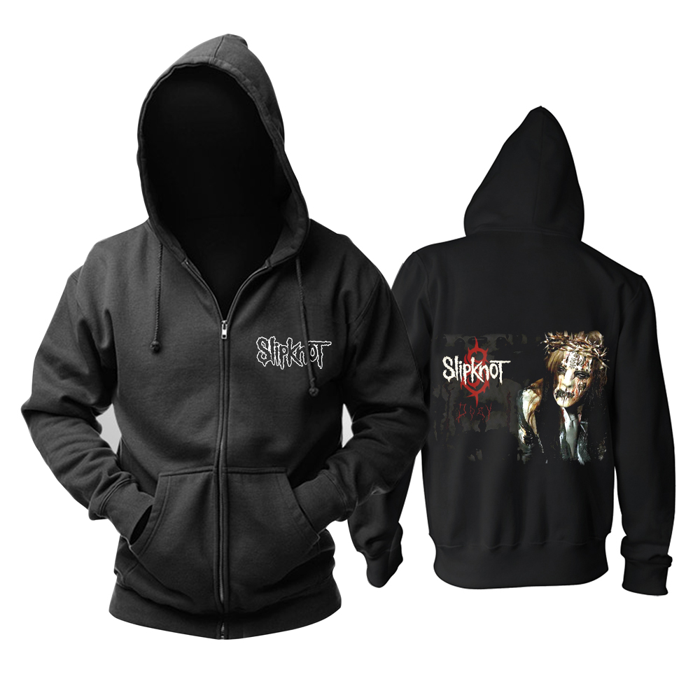 Collectibles Hoodie Slipknot Prey Wear The Mask Pullover