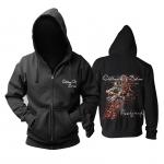 Merchandise Hoodie Children Of Bodom Blooddrunk Pullover