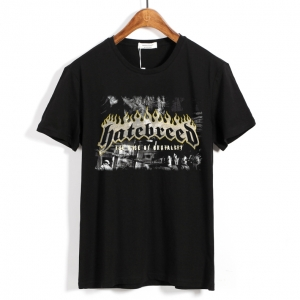 Collectibles T-Shirt Hatebreed The Rise Of Brutality