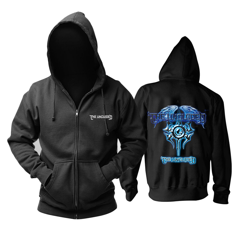 Collectibles Hoodie The Unguided Band Logo Pullover
