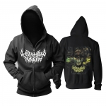 Merch Hoodie Unfathomable Ruination Idiosyncratic Chaos Pullover