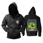 Collectibles Hoodie Municipal Waste Black Cover Print Pullover