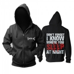 Collectibles Hoodie Emmure I Know Where You Sleep Pullover