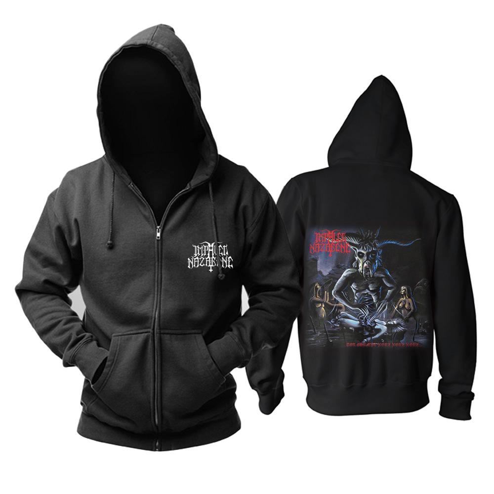 Merchandise Impaled Nazarene Hoodie Tol Cormpt Norz Pullover