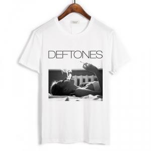 Merchandise T-Shirt Deftones Metal