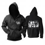 Merchandise Hoodie Korn Band Logo Pullover