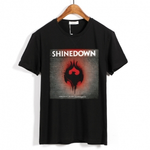 Collectibles T-Shirt Shinedown Somewhere In The Stratosphere