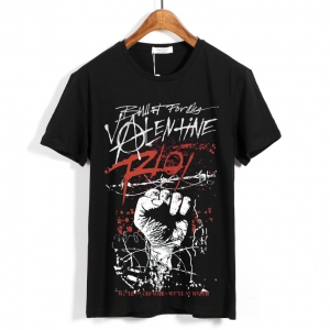 Merchandise T-Shirt Bullet For My Valentine Riot