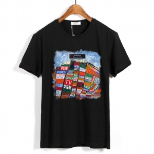 Collectibles T-Shirt Radiohead Hail To The Thief
