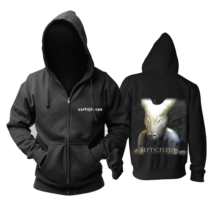 Collectibles Hoodie Septicflesh Communion Pullover