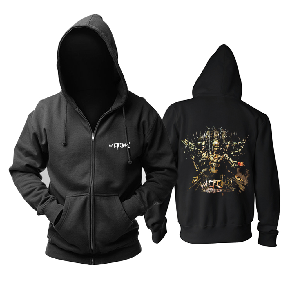 Collectibles Hoodie Whitechapel A New Era Of Corruption Pullover
