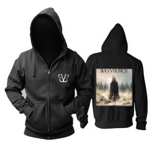 Collectibles Black Veil Brides Jacket Hoodie Wretched And Divine Pullover