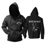 Merch Hoodie Bathory Album Cover Black Pullover